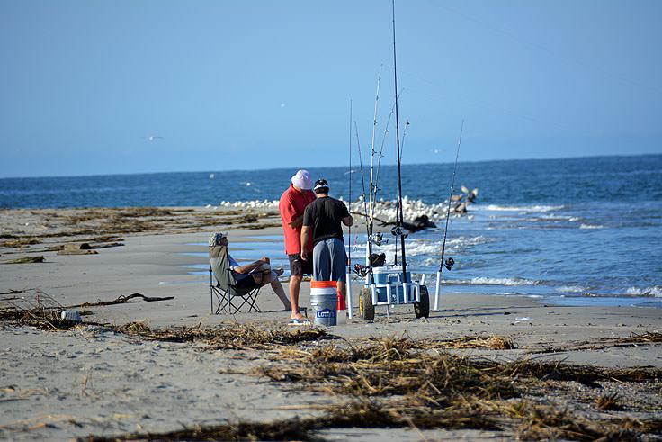 Bald head island capefear for Surf fishing nc