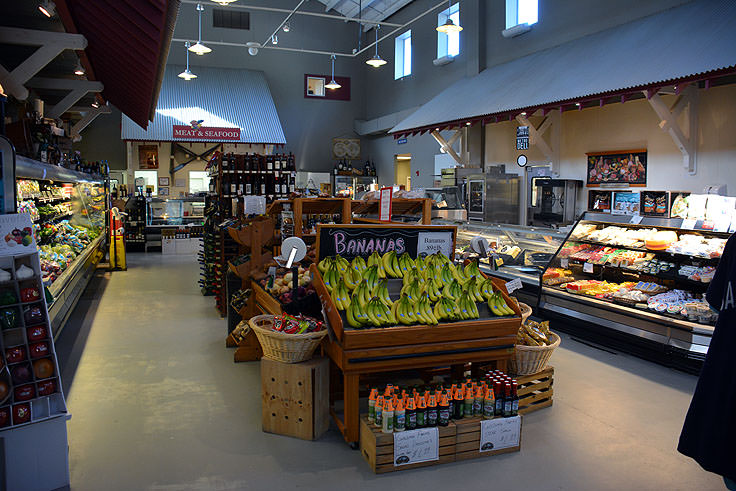 Maritime Market Is A High End Grocery On Bald Head Island