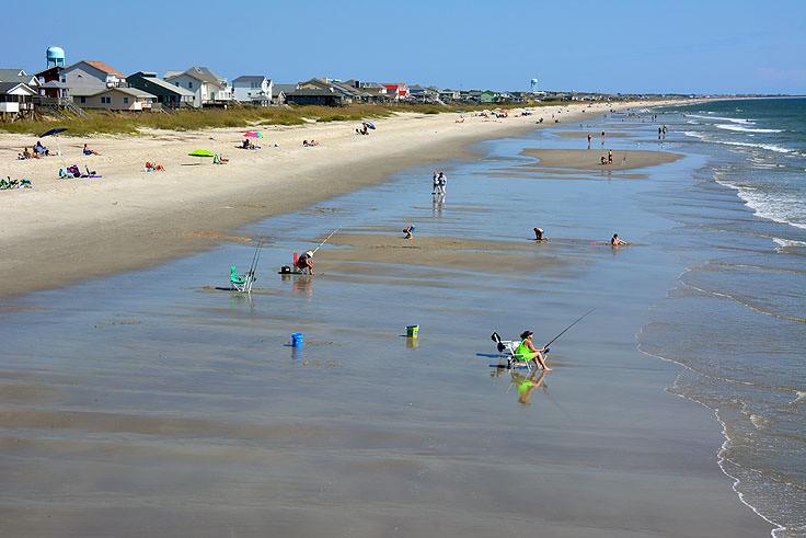 Ocean crest pier capefear for Ocean crest fishing pier