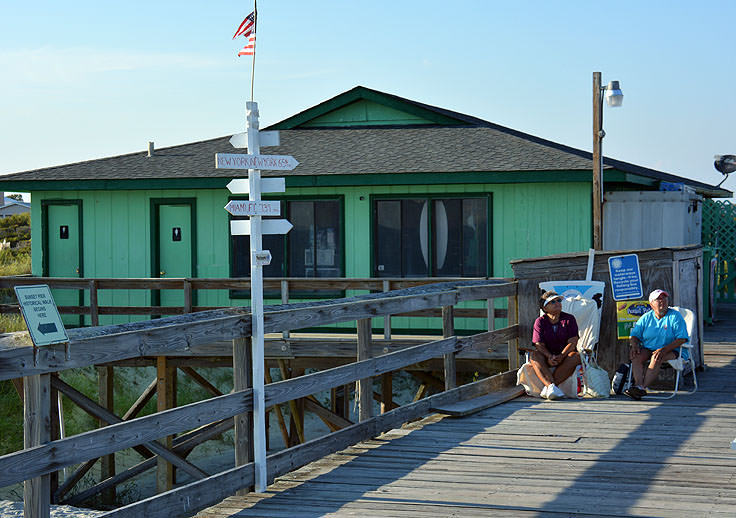 Sunset Beach Pier