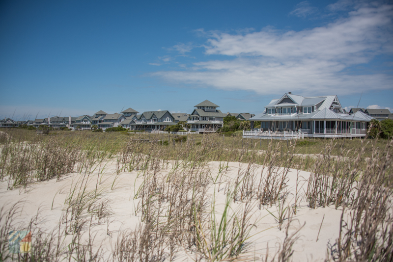 Oceanfront Homes on Bald Head Island
