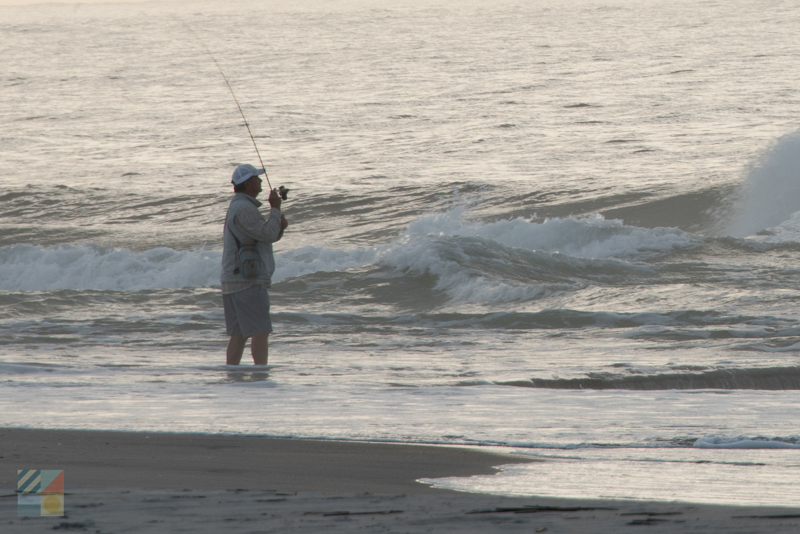 Masonboro Inlet Surf Fishing