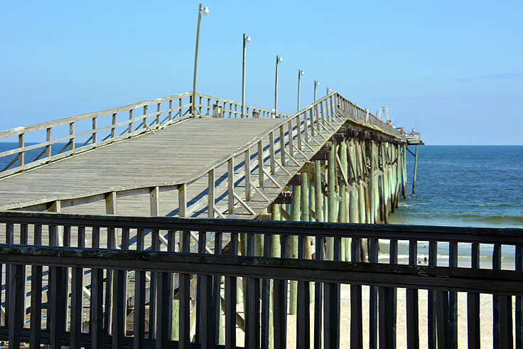 Carolina Beach Fishing Pier