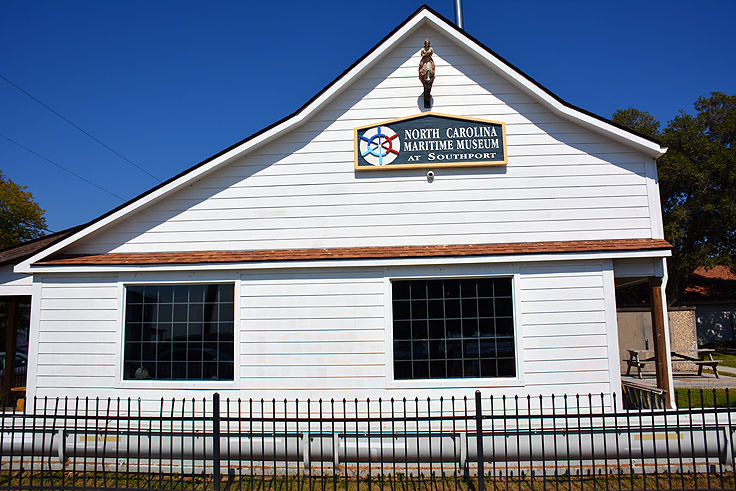 NC Maritime Museum at Southport, NC