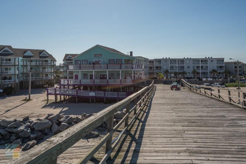 Ocean Isle Beach Pier Grill Menu