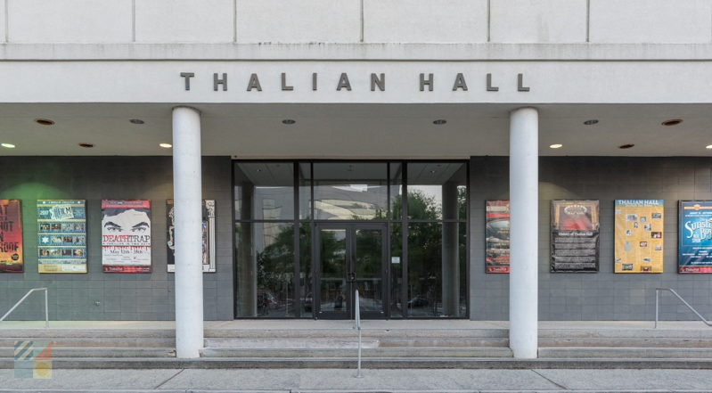 Thalian Hall in Wilmington NC