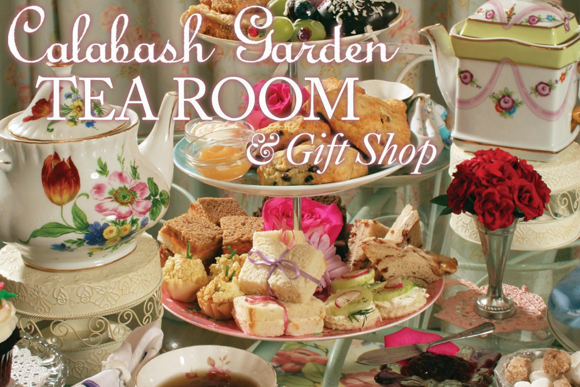 Calabash Garden Tea Room And Gift Shop
