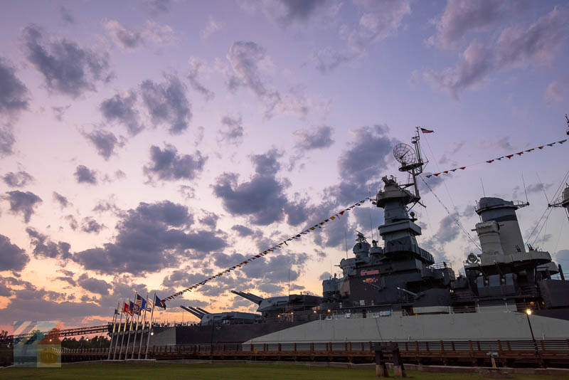 Tour the USS North Carolina