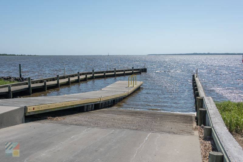 Federal Point / Buzzard Bay boat ramp