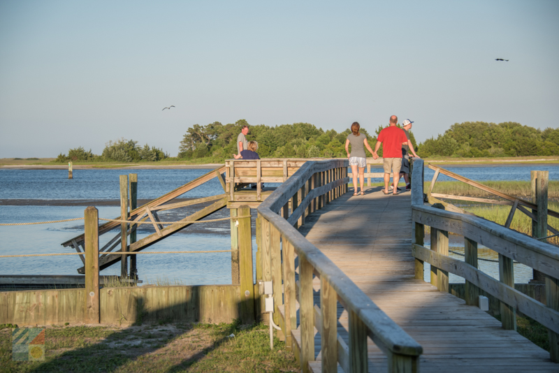 Trails End park pier